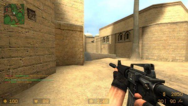 Counter-Strike: Source op Steam