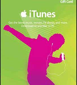 iTunes $10 Gift Card - Veilig bestellen en betalen