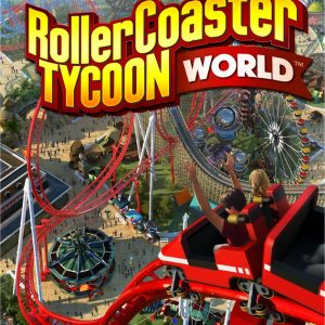 Gamekey RollerCoaster Tycoon World kopen