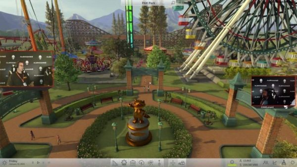 RollerCoaster Tycoon World Download PC Game