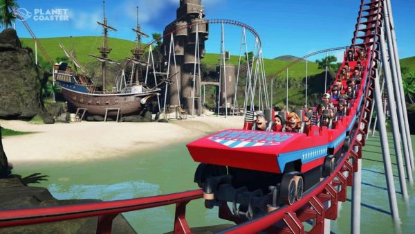 Wij hebben hem wel! De nieuwe planet coaster - goedkoper dan in de steam store.