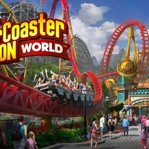 RollerCoaster Tycoon World Full PC GAME