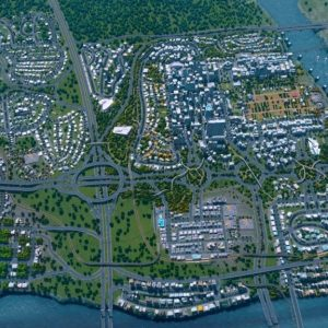 Cities: Skylines Steam CDKey / Code - Directe levering per e-mail.